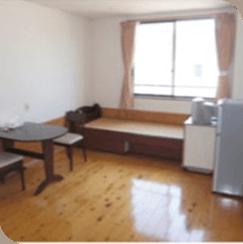 生活する居室