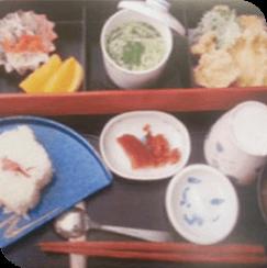 適時適温の食事